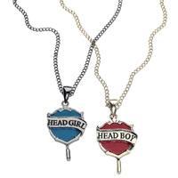 Harry Potter: Friendship Necklace Set - Head-Boy & Head-Girl