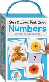Building Blocks: Slide & Learn Numbers Flash Cards
