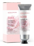 Natural Infusion Hand Cream - Rose & Almond Oil (110ml)