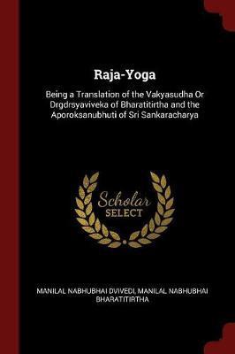 Raja-Yoga by Manilal Nabhubhai Dvivedi image