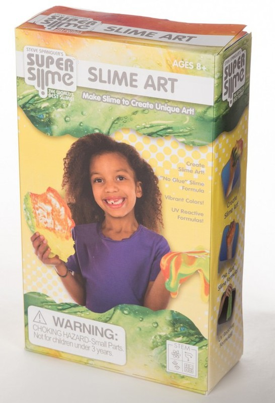 Super slime slime art collection toy at mighty ape nz super slime slime art collection ccuart Gallery
