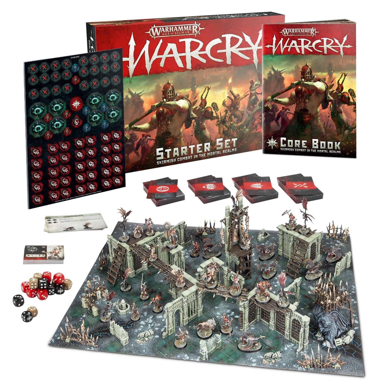 Warcry: Starter Set image