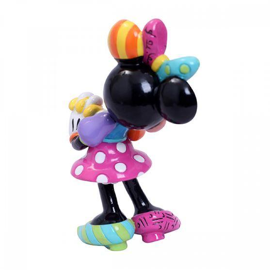Romero Britto: Mini Figurine Minnie Mouse