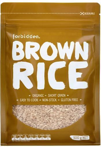 Forbidden Organic Brown Rice (6 x 500g)