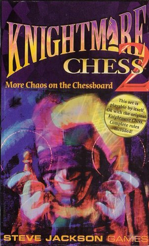 Knighmare Chess 2 by Edward Compton image