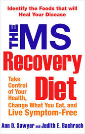 The Ms Recovery Diet by Ann Sawyer image