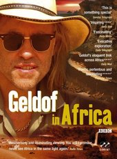 Geldof In Africa (2 Disc Set) on DVD