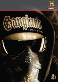 Gangland - Season 5 on DVD