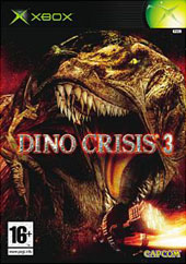 Dino Crisis 3 for Xbox