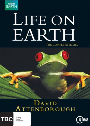 Life on Earth: The Complete Series on DVD