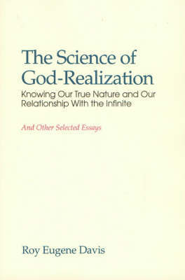 Science of Self-Realization by Roy Eugene Davis image
