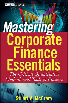 Mastering Corporate Finance Essentials by Stuart A McCrary image
