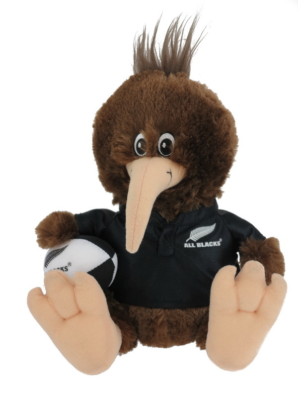 All Blacks - Haka Player Kiwi - Small