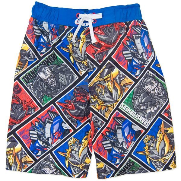 Transformers Board Shorts (Size 7)