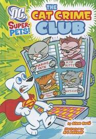 Cat Crime Club by Steve Korte
