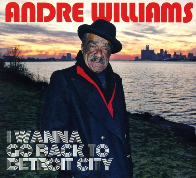 I Wanna Go Back To Detriot City by Andre Williams