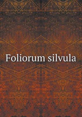 Foliorum Silvula by Hubert Ashton Holden image