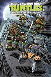 Teenage Mutant Ninja Turtles New Animated Adventures Volume3 by Derek Fridolfs