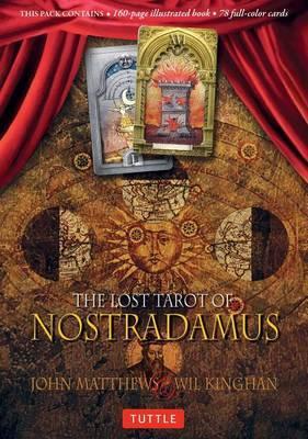 Lost Tarot of Nostradamus by John Matthews
