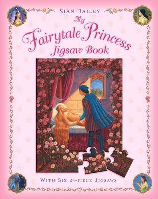 My Fairytale Princess Jigsaw Book image