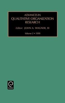 Advances in Qualitative Organization Research image