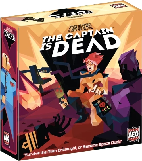 The Captain is Dead image