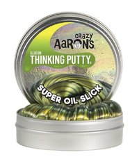 Crazy Aarons Thinking Putty: Super Oil Slick