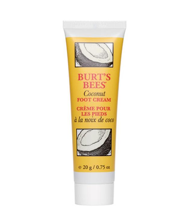 Burt's Bees Foot Crème - Coconut (123g)