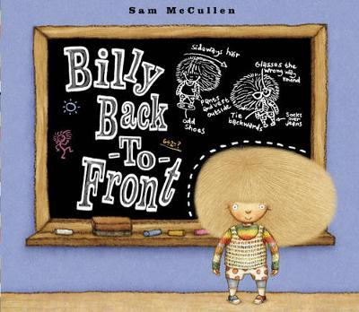 Billy Back-to-Front by Sam McCullen