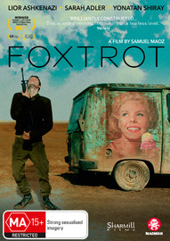 Foxtrot on DVD