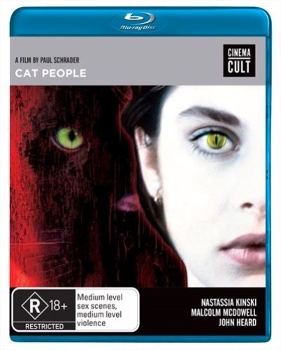 Cat People on Blu-ray