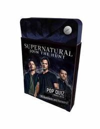 Supernatural Pop Quiz Trivia Deck by Insight Editions