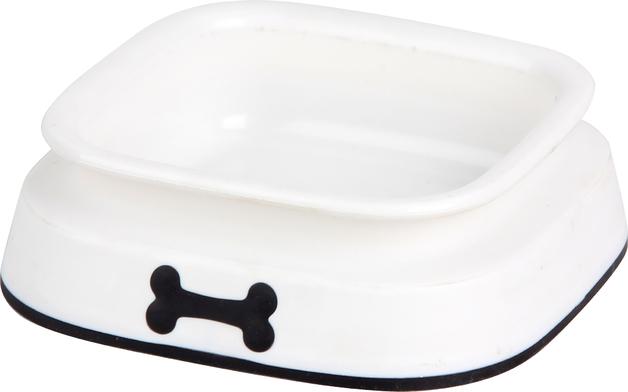 Pawise: Plastic Dog Bowl - Large/950ml
