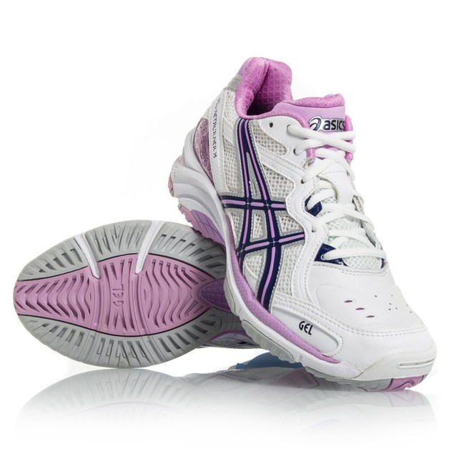 ASICS NetBurner Netball Shoes ( US Size 8)