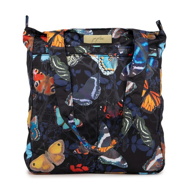 Ju-Ju-Be: Be Light Diaper Bag - Social Butterfly
