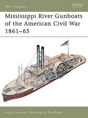 Mississippi River Gunboats of the American Civil War by Angus Konstam image