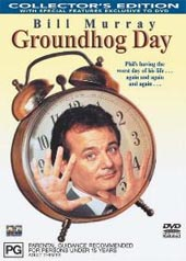 Groundhog Day on DVD