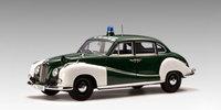 AUTOart 1:18 BMW 501 Police Car Diecast Model