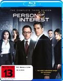 Person of Interest - The Complete Third Season on Blu-ray