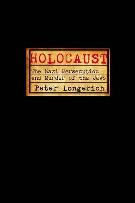 Holocaust by Peter Longerich image