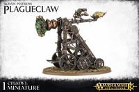 Warhammer Skaven Pestilens Plagueclaw/ Warp Lightning Cannon