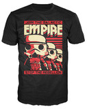 Star Wars - Stormtrooper Poster Pop! T-Shirt (S)