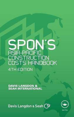Spon's Asia-Pacific Construction Costs Handbook by Davis Langdon image