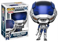 Mass Effect: Andromeda - Sara Ryder (Masked) Pop! Vinyl Figure