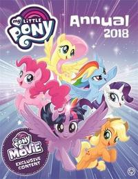 My Little Pony: My Little Pony Annual 2018 by My Little Pony