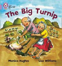The Big Turnip by Monica Hughes