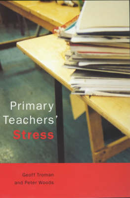 Primary Teachers' Stress by Geoff Troman image