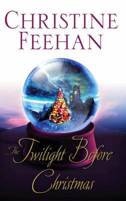 The Twilight before Christmas (Drake Sisters #2) by Christine Feehan