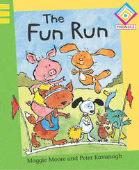 The Fun Run by Maggie Moore image