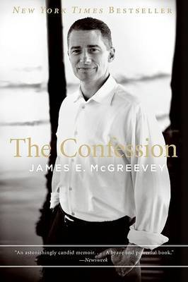 The Confession by James McGreevey image